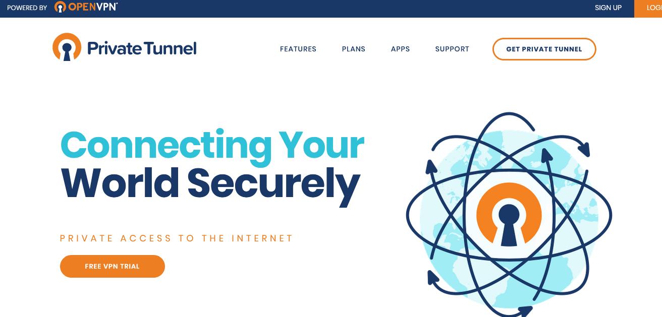 VPN-сервис Private Tunnel